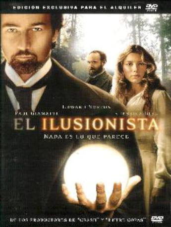 EL ILUSIONISTA DVDL