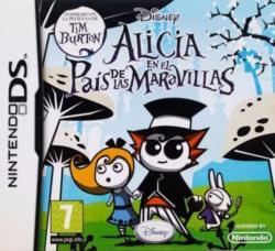 ALICIA EN EL PAIS MARAVILL DS