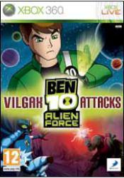 BEN 10 VILGAX ATTACKS 360