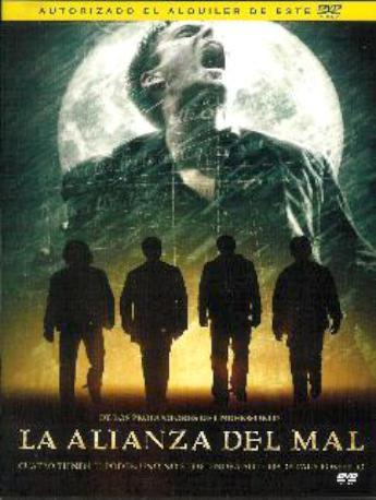 LA ALIANZA DEL MAL DVDL 2MA