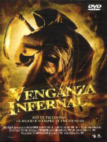 VENGANZA INFERNAL DVD