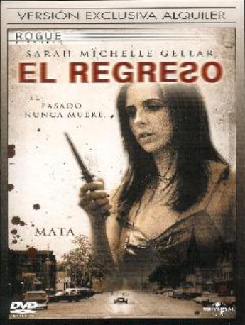 EL REGRESO DVDL