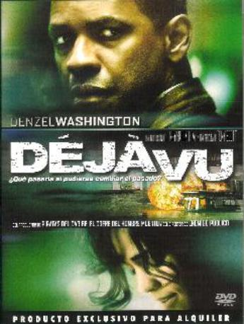 DEJAVU DVDL 2MA