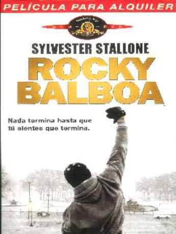 ROCKY BALBOA DVDL