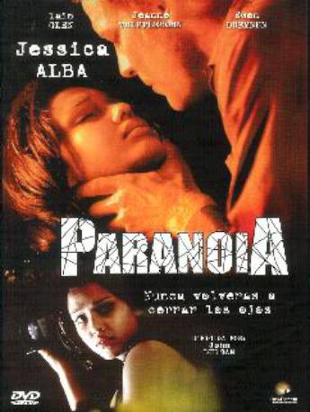 PARANOIA DVD 2MA