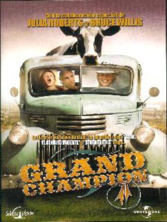EL GRAN CHAMPION DVD 2MA