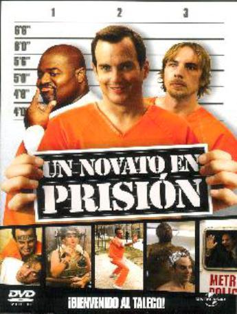 UN NOVATO EN PRISION DVD 2MA