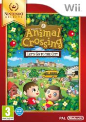 ANIMAL CROSSING WII SEL