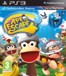 APE SCAPE PS3