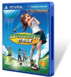 EVERY BODY´S GOLF VITA_