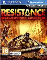 RESISTANCE BURNING SKI VI
