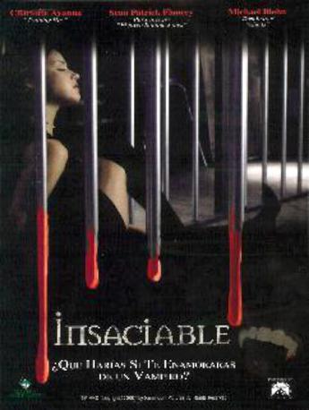INSACIABLE DVD