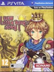 New Little King`s Story PSVITA