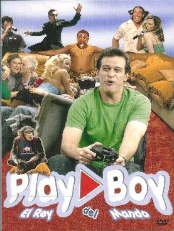 PLAY BOY EL REY DEL MANDO