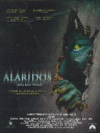 ALARIDOS DVD