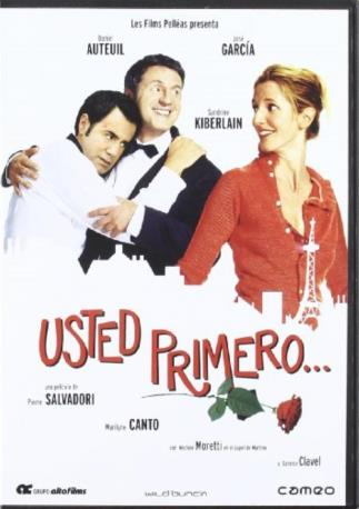 USTED PRIMERO DVDL