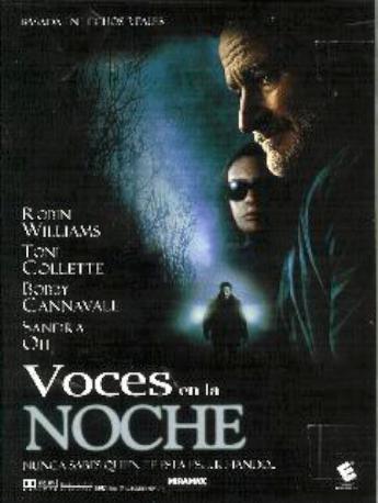 VOCES EN LA NOCHE DVD