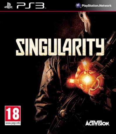 SINGULARITY PS3 2MA