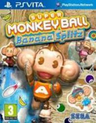 Super Monkey Ball Banana PSVIT