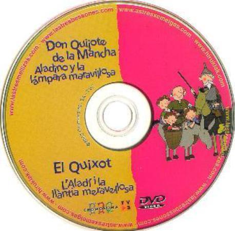 LES TRES BESSONES EL QUIX