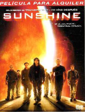 SUNSHINE DVDL 2MA