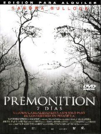 PREMONITION 7 DIAS DVDL