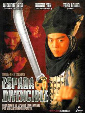 ESPADA INVENCIBLE DVD