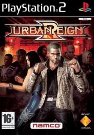 URBAN REIGH PS2 2MA
