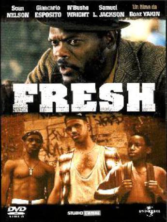 FRESH DVD