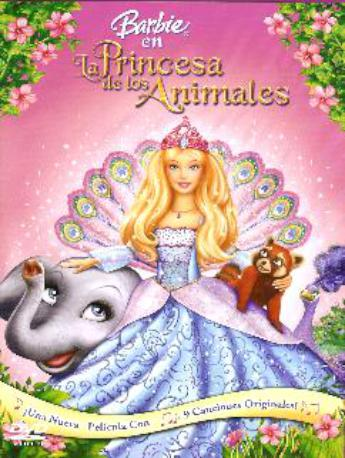 BARBIE EN LA PRINCESA DVD