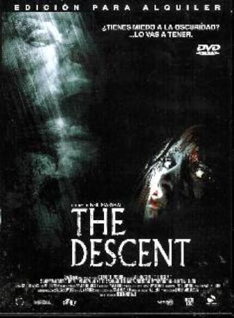 THE DESCENT DVDL