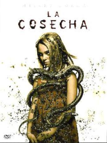 LA COSECHA DVD