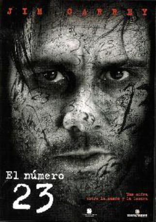EL NUMERO 23 DVDL