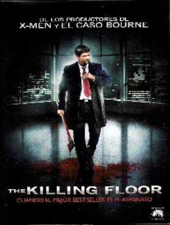 THE KILLING FLOOR DVD