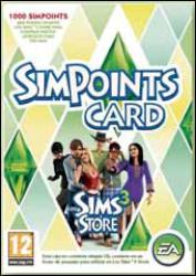 1000 SIMS POINTS CARD PC