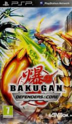 BAKUGAN DEFENDERS PSP 2MA