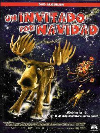 INVITADO POR NAVIDAD DVD