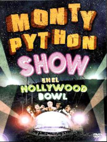 MONTY PYTHON SHOW HOL DVD 2MA