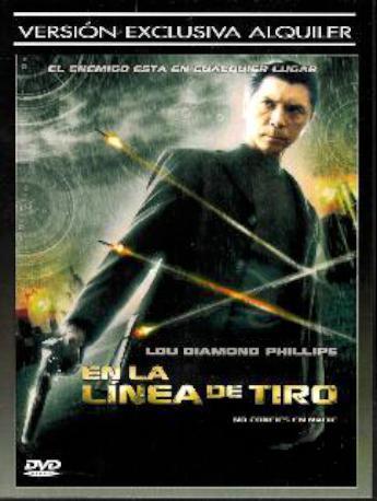 EN LA LINEA DE TIRO DVDL 2MA