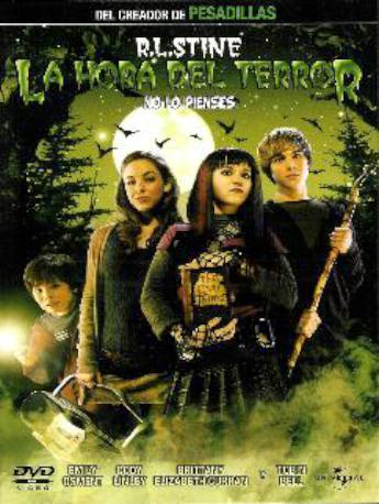 LA HORA DEL TERROR DVD