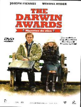 THE DARWIN AWWARDS DVD