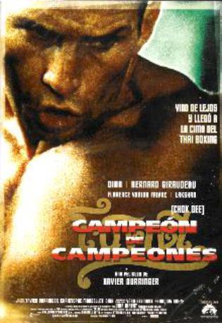 CAMPEON DE CAMPEONESDVDL
