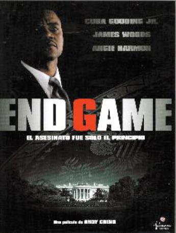 END GAME DVD