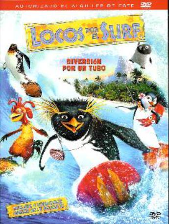 LOCOS POR EL SURF DVDL