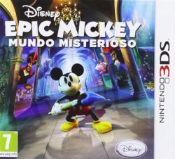 EPIC MICKEY MUNDO MISTE.3DS 2M