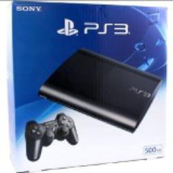 CONSOLA SONY PS3 OCA S SLI COM