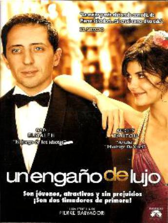 UN ENGAÑO DE LUJO DVD_