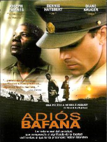 ADIOS BAFANA DVD