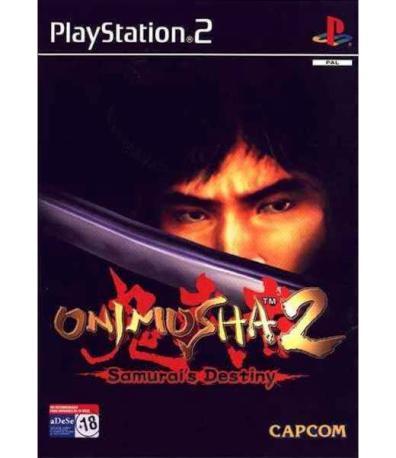 ONIMUSHA 2 PS2 2MA