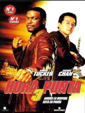 HORA PUNTA 3 DVDL 2MA